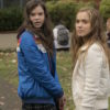 Hailee Steinfeld and Haley Lu Richardson in The Edge of Seventeen