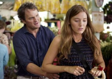 Blake Lively and Jason Clarke in All I See Is You