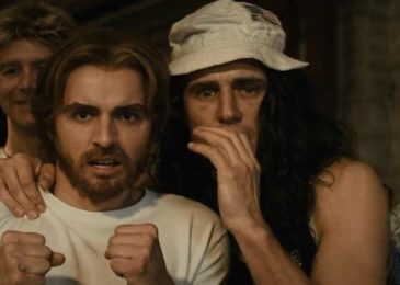 James Franco and Dave Franco in Franco's Masterpiece The Disaster Artist