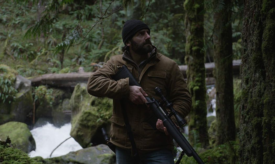 Kevin Makely hunts Bigfoot in Big Legend (2018)