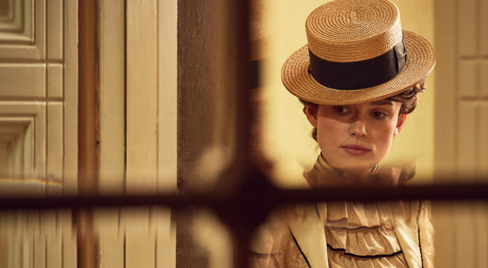 Keira Knightley as Colette in 'Colette.'
