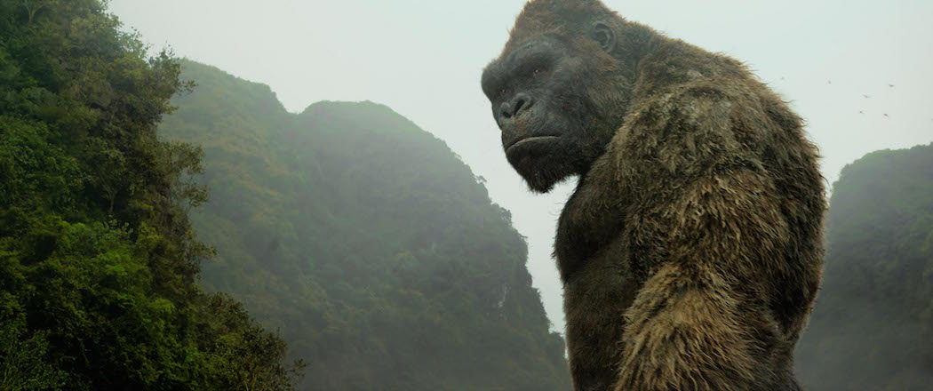 Kong in Warner Bros. Pictures', Legendary Pictures' and Tencent Pictures' action adventure