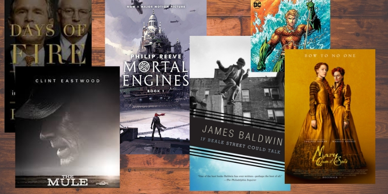 8 Books to Read Before the Movie Adaptation Arrives In December 2018