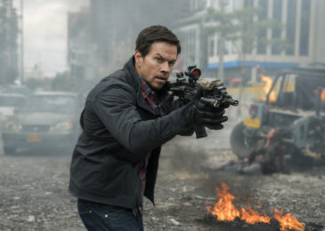 Mark Wahlberg stars in Mile 22. Credit: Murray Close; Motion Picture Artwork © 2017 STX Financing, LLC. All Rights Reserved.