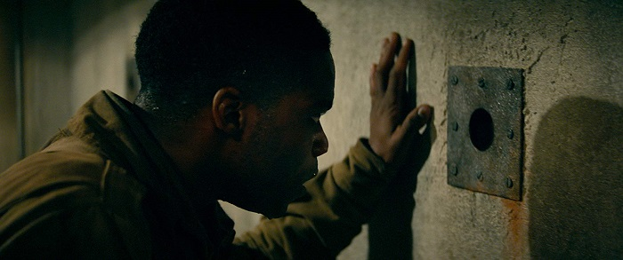 Jovan Adepo in Overlord, courtesy Bad Robot/Paramount Pictures.