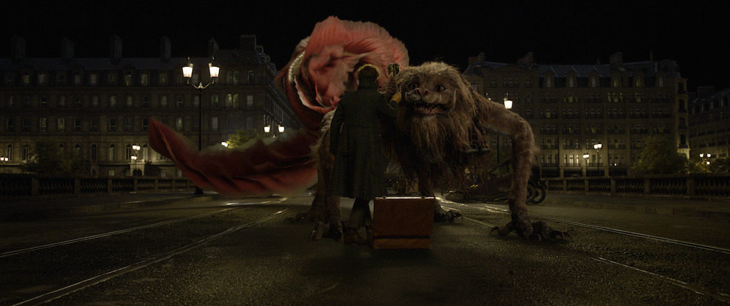 A beast called a Zouwu in Warner Bros. Pictures' fantasy adventure 'Fantastic Beasts: The Crimes of Grindelwald,' a Warner Bros. Pictures release. © 2018 WARNER BROS. ENTERTAINMENT INC.