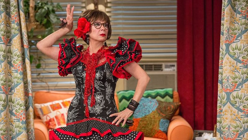 Rita Moreno in One Day at a Time (Netflix).