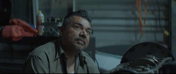 George Lopez in River Runs Red, courtesy Cinedigm.