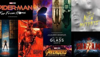 Every Live-Action Superhero Movie Hitting Theatres In 2019