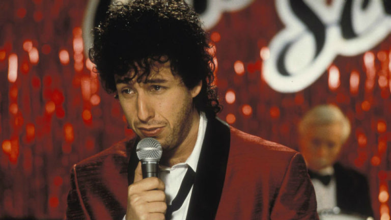 Adam Sandler in The Wedding Singer