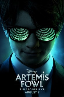 Artemis Fowl Poster Small