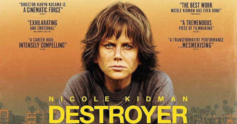 Destroyer Poster - Horizontal