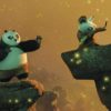 Dustin Hoffman and Jack Black in Kung Fu Panda (2008)