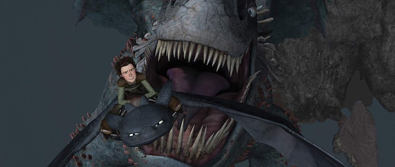 Jay Baruchel in DreamWorks Animation How to Train Your Dragon (2010)