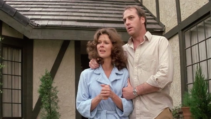 JoBeth Williams and Craig T. Nelson in Poltergeist (1982)