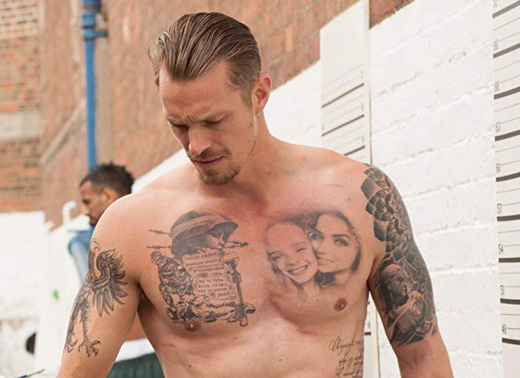 Joel Kinnaman in The Informer. Photo by Aviron Pictures - © Aviron Pictures