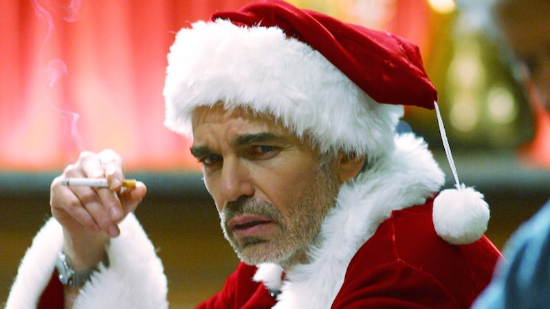Billy Bob Thornton in Bad Santa