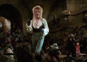 David Bowie and his bulge in Labyrinth