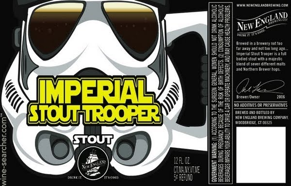 Imperial Stout Trooper