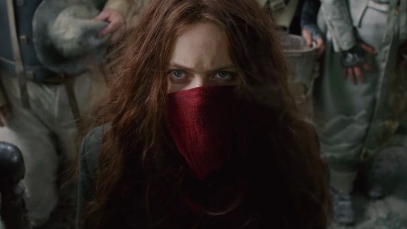 Hester Shaw in Mortal Engines