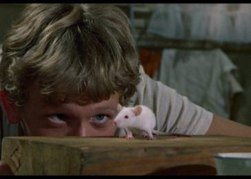 A scene from Willard.