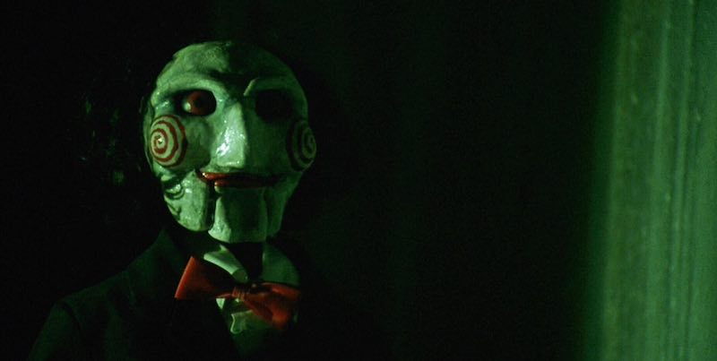 Billy the Puppet in Saw