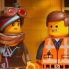 Elizabeth Banks and Chris Pratt in The Lego Movie 2- The Second Part (2019)