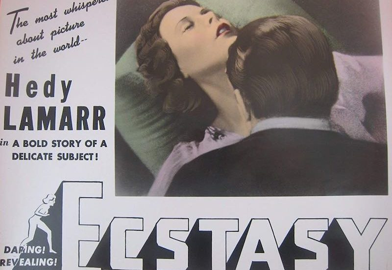 Hedy Lamarr and Aribert Mog in Ekstase (1933)
