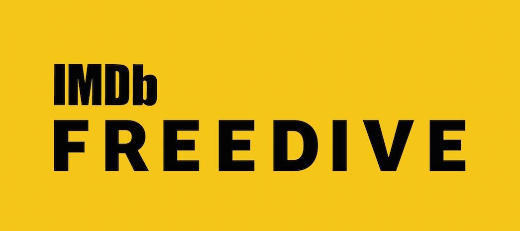 IMDb Freedive free streaming service logo
