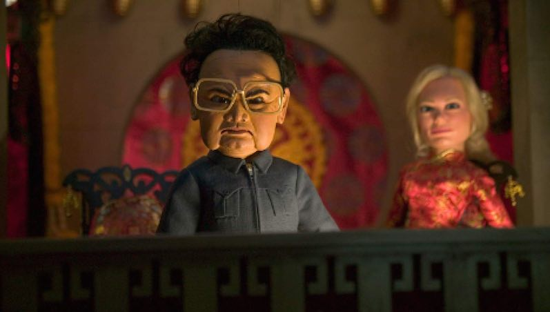 Kim Jong Il in Team America World Police