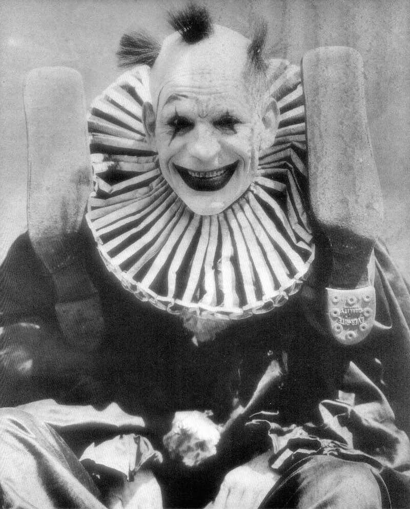 Lon Chaney in He Who Gets Slapped