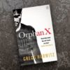 Orphan X book. Image from Penguin books UK.