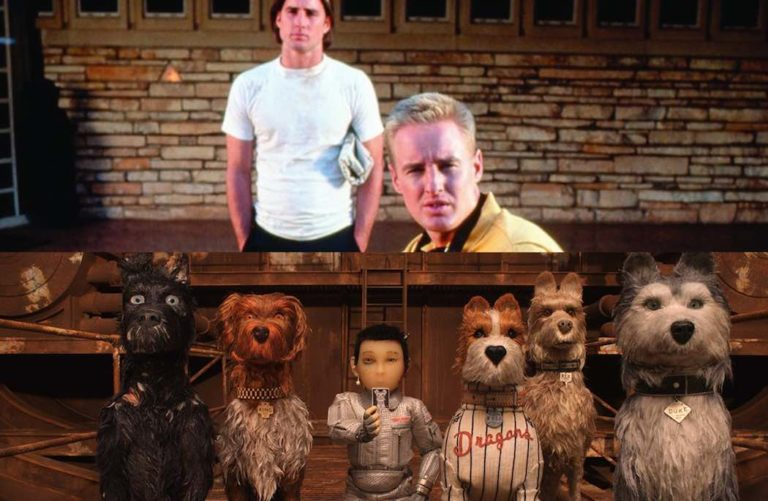Wes Anderson Movies, Bottle Rocket to Isle of Dogs