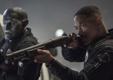 Will Smith and Joel Edgerton In Bright, Netflix