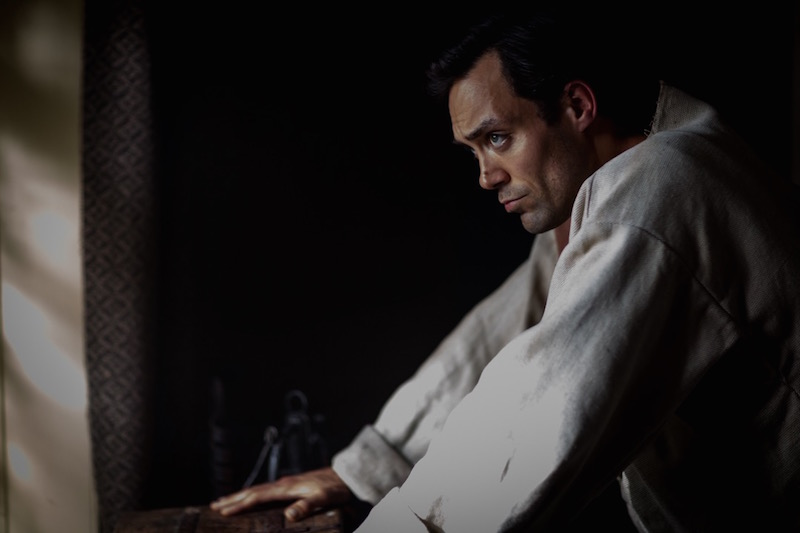 Alex Hassell in The Isle (2019)
