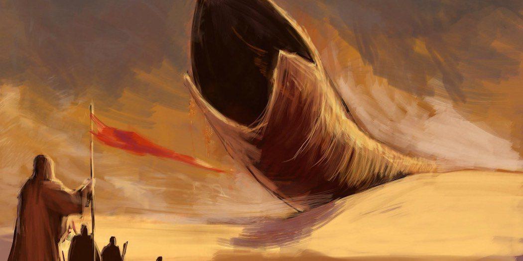 Dune Novel Image