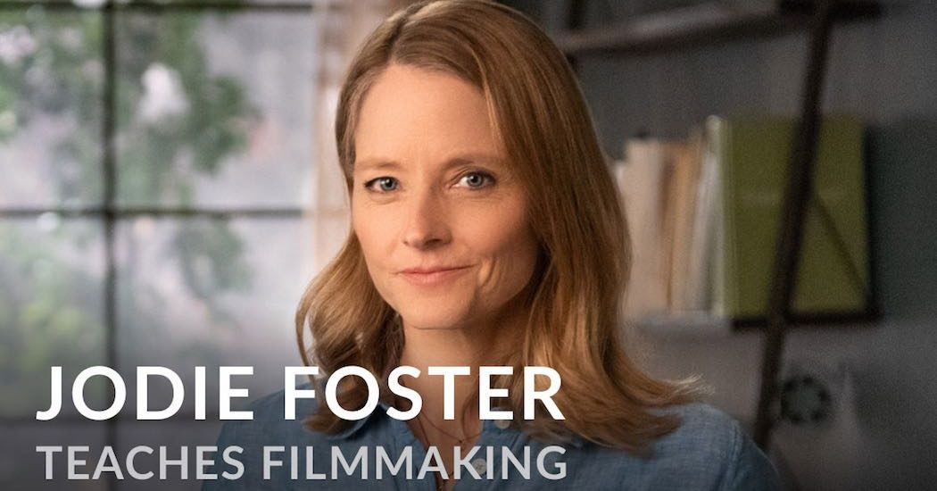 Jodie Foster MasterClass