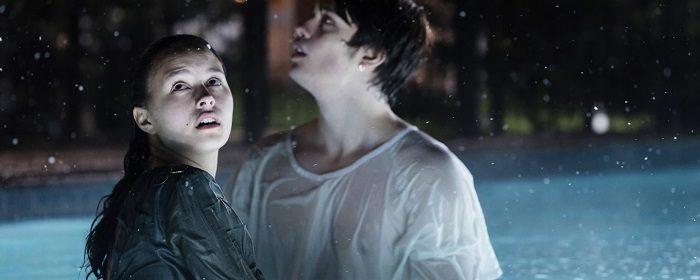 Erana James and Nicholas Galitzine star in The Changeover
