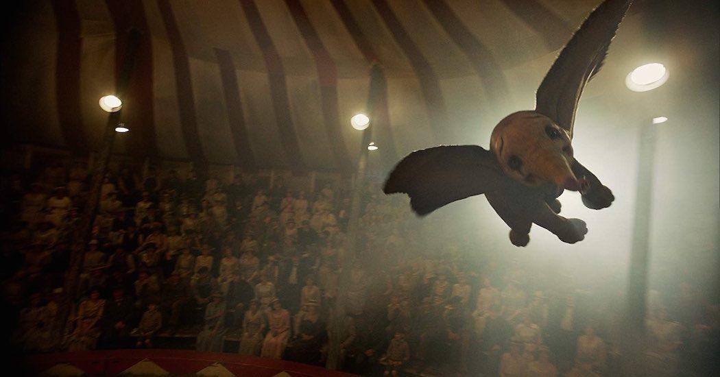 Tim Burton's Dumbo. 2019.