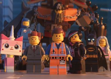 Will Ferrell, Will Arnett, Elizabeth Banks, Charlie Day, Nick Offerman, Chris Pratt, and Alison Brie in The Lego Movie 2- The Second Part (2019)