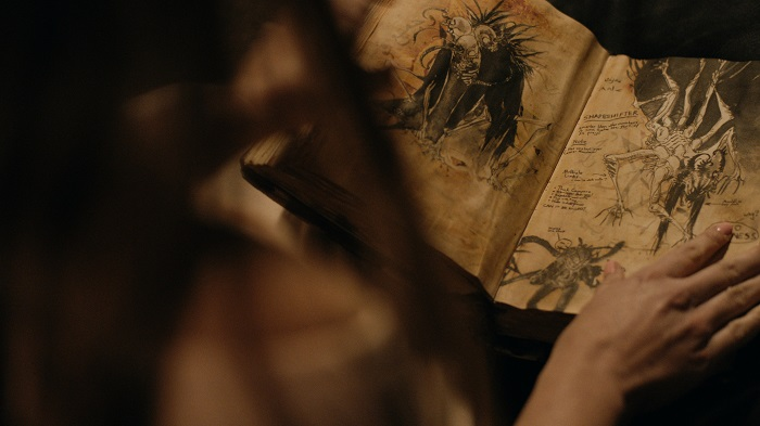 Book of Monsters, image courtesy Epic Pictures/Dread Central Presents