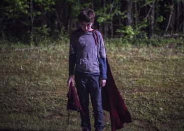 Brandon Breyer (Jackson A. Dunn) stars in Screen Gems' Brightburn.