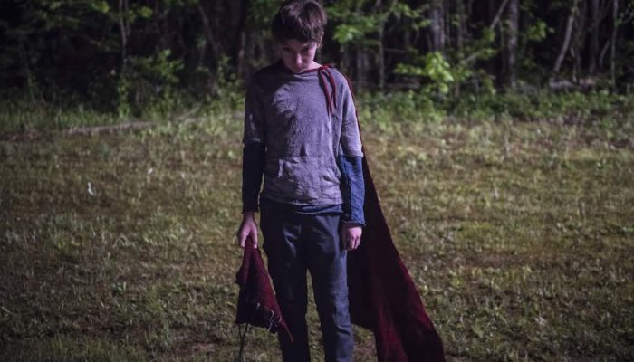 Brandon Breyer (Jackson A. Dunn) stars in Screen Gems' Brightburn.