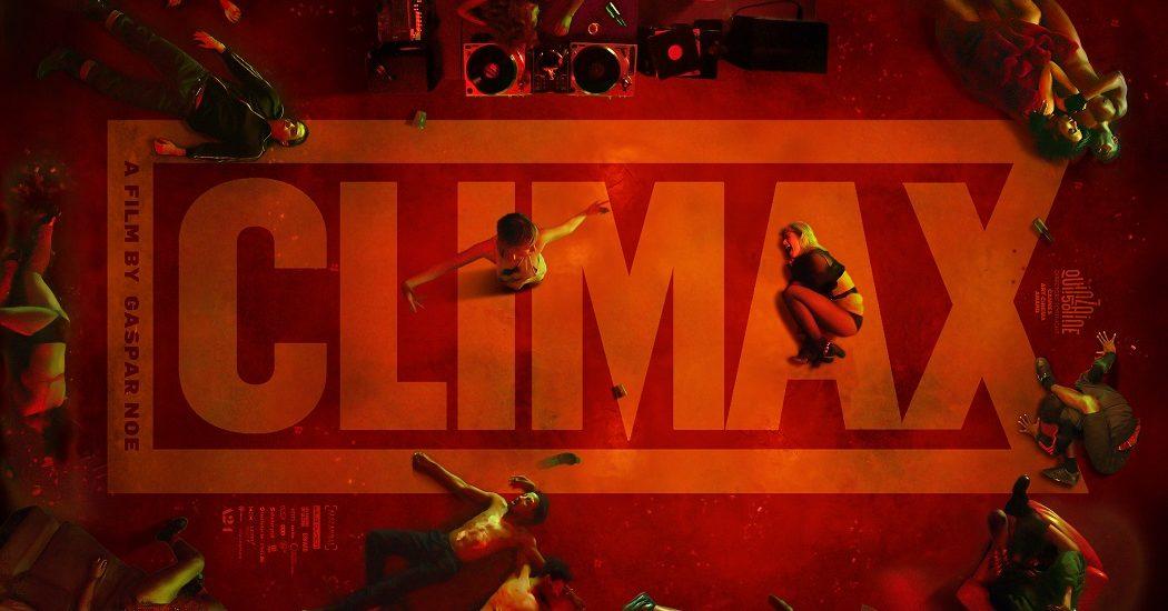 Gaspar Noe's Climax Poster