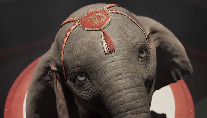Dumbo, courtesy Walt Disney Studios Motion Pictures.