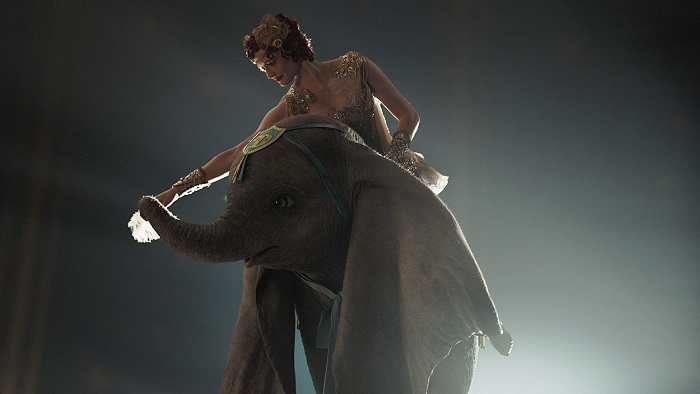 Eva Green in Dumbo, courtesy Walt Disney Studios Motion Pictures.