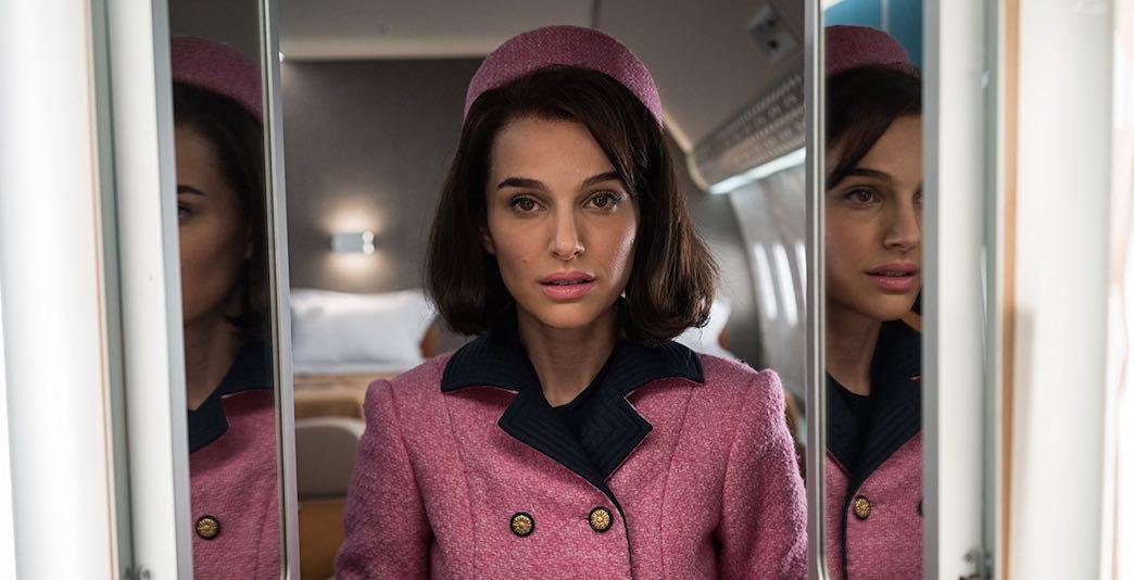 Natalie Portman as Jackie Kennedy in Jackie (2016)