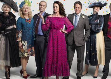 One Red Nose Day and a Wedding Cast