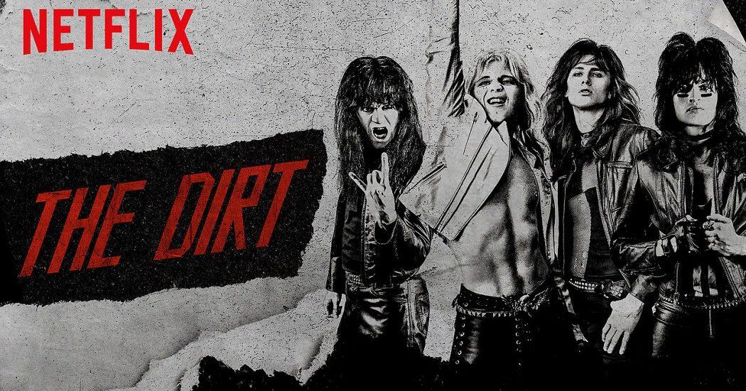 Netflix's The Dirt Poster