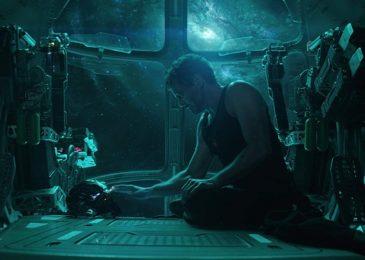 Robert Downey Jr in Avengers: Endgame